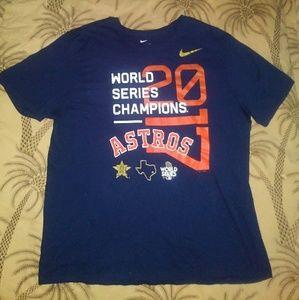 Nike Astros 2017 world series champions